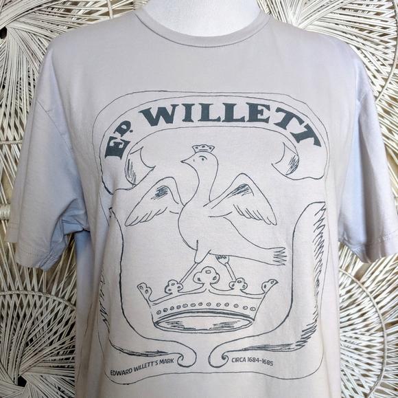 Other - T-shirt: Ed Willett Kentucky Whiskey Bourbon